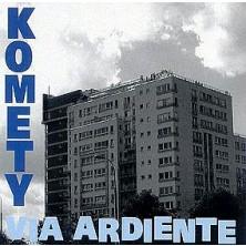 Via Ardiente Komety