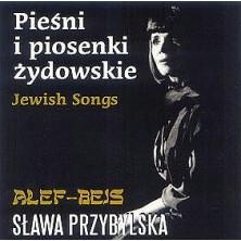 Pieśni i piosenki żydowskie Sława Przybylska