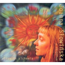 Live in Alchemia Joanna Słowińska