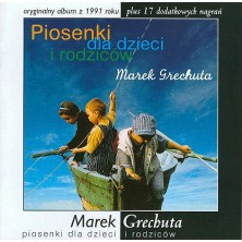 Piosenki dla dzieci i rodziców Marek Grechuta