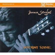 Wierny sobie Janusz Strobel