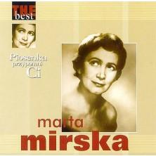 Piosenka przypomni Ci - The Best Marta Mirska