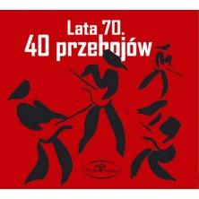 40 Przebojów Lata 70-te Sampler