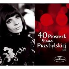 40 Piosenek Sławy Przybylskiej Sława Przybylska