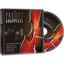Projekt Grappelli Andrzej Jagodziński, Krzysztof Jakowicz, Maciej Strzelczyk, Konrad Zemler
