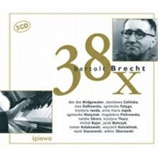 38 x Bertolt Brecht Sampler