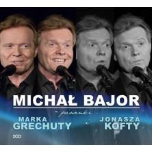 Piosenki Marka Grechuty i Jonasza Kofty Michał Bajor