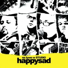 Na żywo w studio Happysad