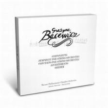 Grażyna Bacewicz - Simfonietta Symphony for String Orchestra Concerto For String Orchestra Divertimento Oberek Grażyna Bacewicz