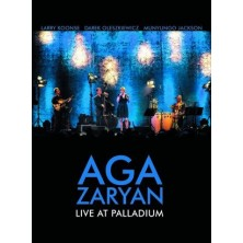 Live At Palladium Aga Zaryan