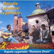 Melodie i piosenki cygańskie 2 Romano Drom