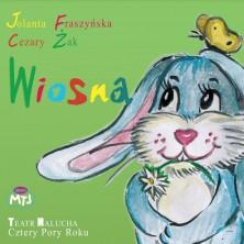 Teatr Malucha Wiosna Jolanta Fraszyńska, Cezary Żak