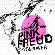 Horse And Power Pink Freud