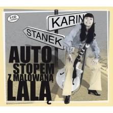 Autostopem z malowaną lalą Karin Stanek