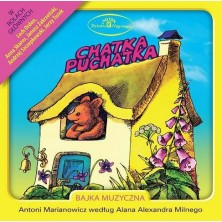 Chatka Puchatka The House at Pooh Corner Sampler
