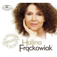 Jubileusz 50 piosenek Halina Frąckowiak