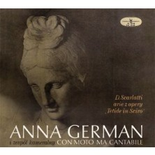 Scarlatti: Arie z opery Tetida in Sciro Anna German