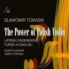 The Power of Polish Violin Sławomir Tomasik