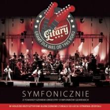 Symfonicznie, w hołdzie Krzysztofowi Klenczonowi z okazji 50 lecia istnienia zespołu Czerwone Gitary