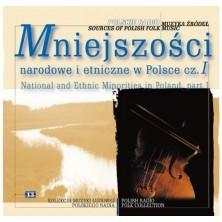 Muzyka źródeł: Mniejszości narodowe i etniczne w Polsce vol. 1 Sources of Polish Folk Music Sampler