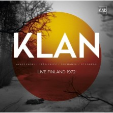 Live Finland 1972 Klan