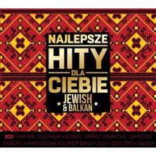 Najlepsze hity dla Ciebie Jewish & Balkan Sampler