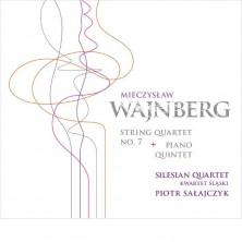 Kwartet Śląski Silesian Quartet  Mieczysław Wajnberg