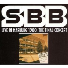 SBB Live In Marburg 1980. The Final Concert SBB