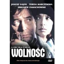 Ucieczka z kina wolność Wojciech Marczewski