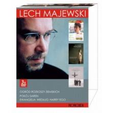 Lech Majewski, DVD 1. Box Lech Majewski