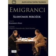 Emigranci Teatr Telewizji TV Kazimierz Kutz