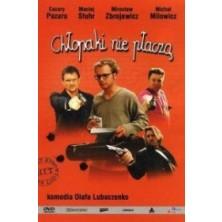 Chłopaki nie płacza Olaf Lubaszenko