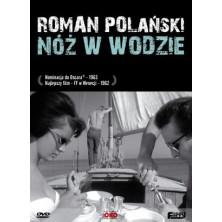 Nóż w wodzie Roman Polański