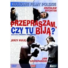Przepraszam, czy tu biją Marek Piwowski