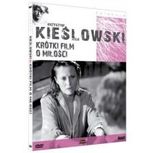 Krótki film o miłości Krzysztof Kieślowski