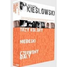 Trzy kolory Krzysztof Kieślowski