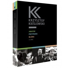 Amator, Blizna, Przypadek Krzysztof Kieślowski