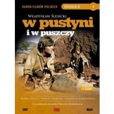W pustyni i w puszczy Władysław Ślesicki