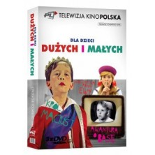 Dla dzieci dużych i małych Maria Kaniewska, Wanda Jakubowska, Kazimierz Tarnas