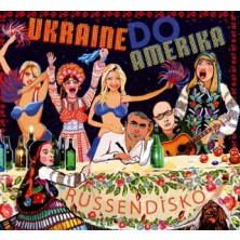 Russendisko Hits 3 - Ukraine Do Amerika Sampler